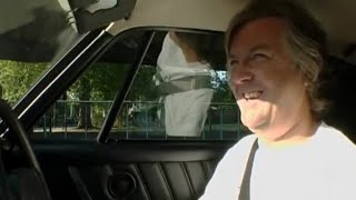 May drives to Dunsfold | Top Gear - Part 1
