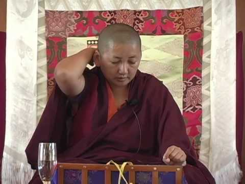 Jetsun Khandro Rinpoche teaches on Nagarjuna text 4/6