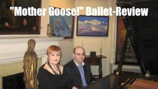 Mother Goose, ballet /part 2 / composer V.Shinov/    Piano Duo Porchkhidze & Shinov