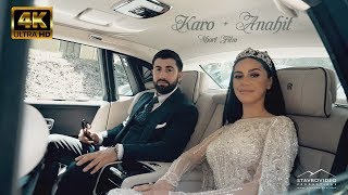 Karo + Anahits 4K UHD Wedding feature film 15min version 06 08 2019