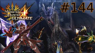 "Monster Hunter 4 Ultimate - Part #144 ""Fatally Yours"""