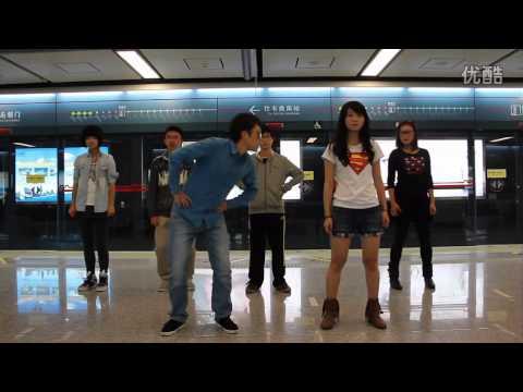 西安交通大学版江南style( Xi'an Jiaotong University version of Gangnam Style).flv