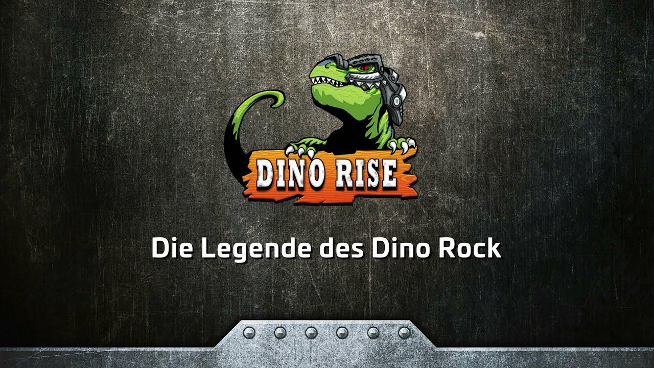 Dino Rise - Die Legende des Dino Rock | Bumper Ad | Playmobil Deutsch