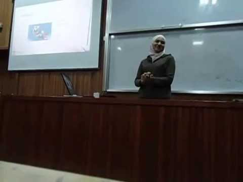 WRO Damascus University ITE Robotic Club - First Definitional Lecture