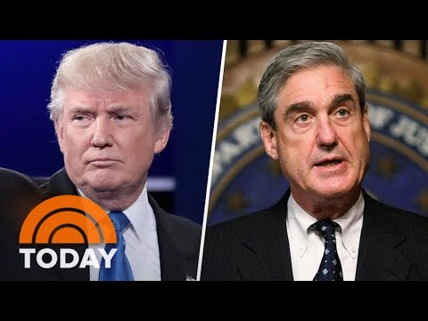 Sen. Angus King: It Would Be 'A Huge Mistake' For President Trump To Fire Robert Mueller | TODAY