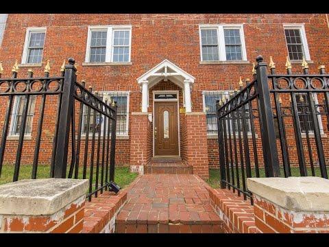 612 Newton St NW Washington DC for Sale | Lou Vivas Realtor