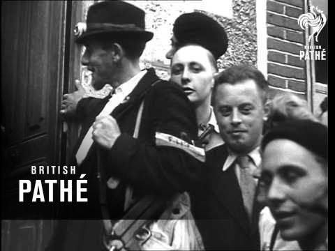 Collaborators Hair Cut 1945 YouTube