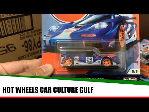 Hot Wheels Car Culture GULF - Good??