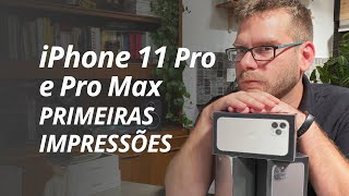 APPLE IPHONE 11 PRO E PRO MAX [UNBOXING/HANDS-ON]
