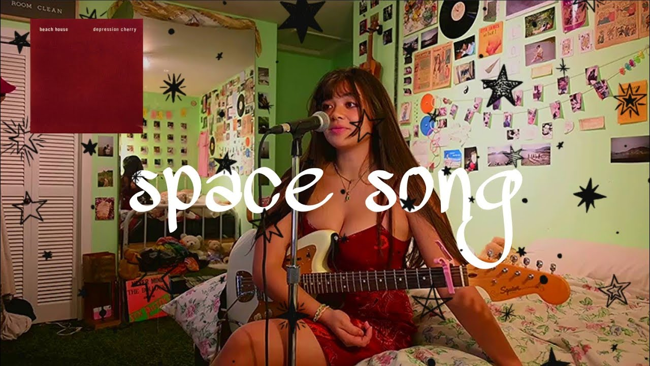 BEACH HOUSE - SPACE SONG [INSTRUMENTAL COVER]