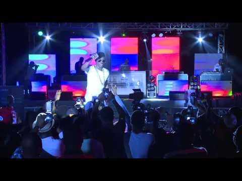 VIDEO: Eva, BlackMagic & Dammy Krane perform at the DJ Jimmy Jatt's Jump Off 2014