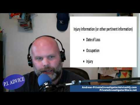 Surveillance Reports and Report Structure- P.I. Advice Podcast #33