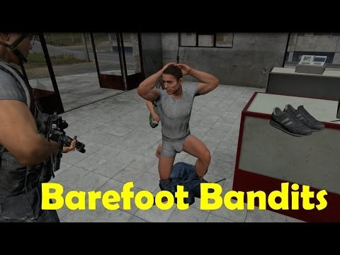 DayZ - Meeting FrankieonPC - Barefoot Bandits - German point of view