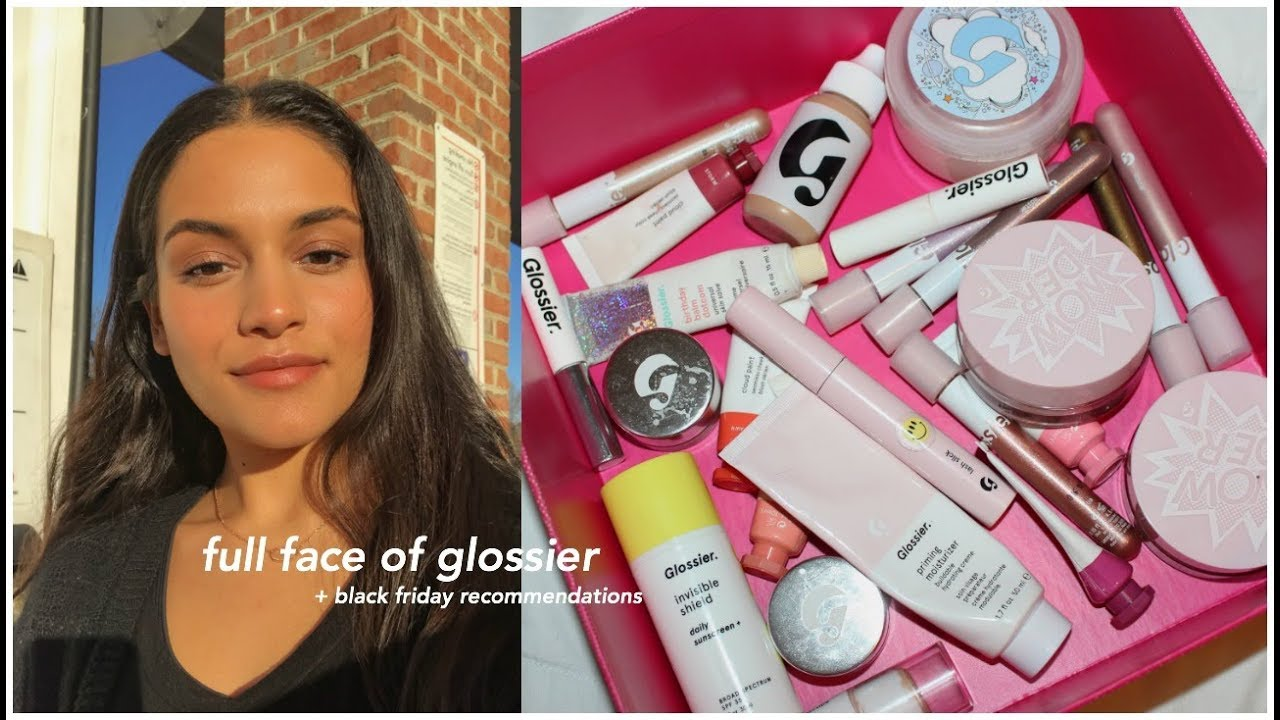 Everything from Glossier Is 20% Off for Black Friday