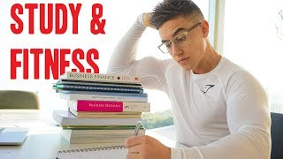 Gym Life as a Student | Balancing School and Fitness