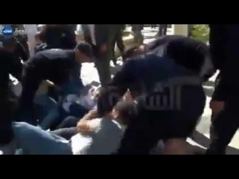 Barakat empêché de déposer une gerbe à la mémoire des journalistes assassinés