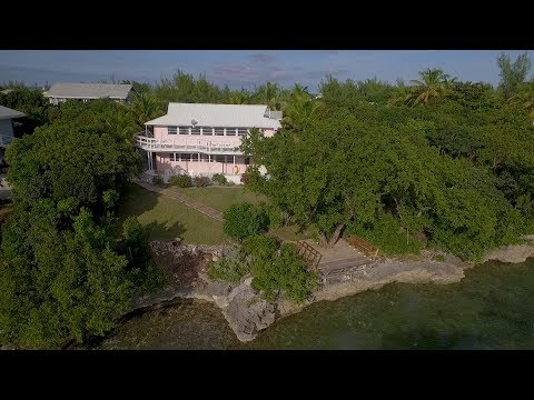 """Breeze"" - Waterfront Home for Sale on Great Guana Cay - Abaco, The Bahamas"