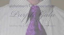 Alzheimer's Association Purple Gala 2017