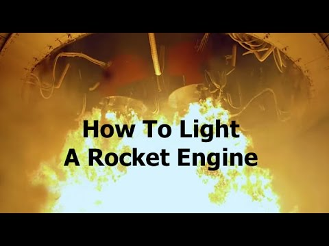 How Rockets Are Ignited - Things Kerbal Space Program Doesn't Teach