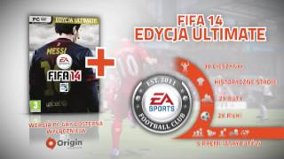 FIFA14 Edycja Ultimate