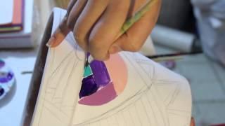 Painting | Terra Cotta Pot Design