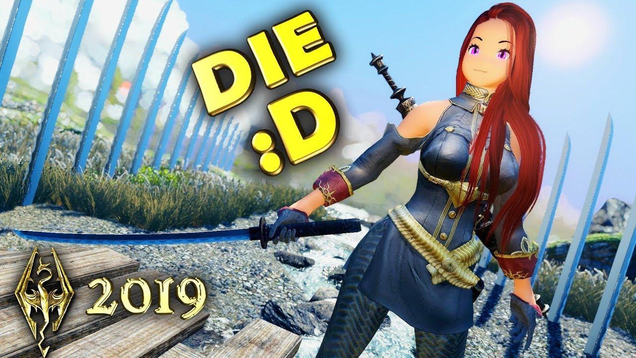 Skyrim Belongs To The Weebs Skyrim Mods More Episode 98
