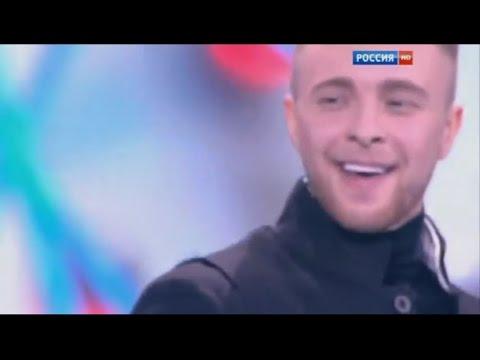 Голубой Огонек / Егор Крид + дуэт с Иосифом Кобзоном (31.12.2015)