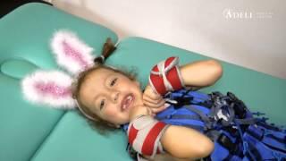 Zoe Gray - Intensive Neurorehabilitation in ADELI Medical Center