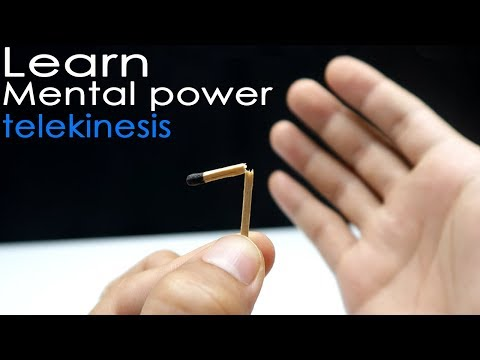 MIND BLOWING Simple Telekinesis You Can Absolutely Do - TUTORIAL