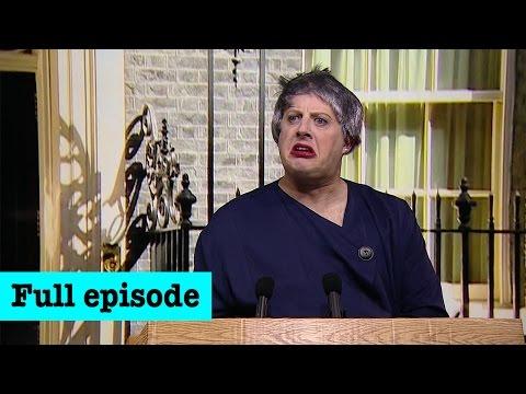 Theresa's Big News (Full Ep: 28th April 2017) - News Thing