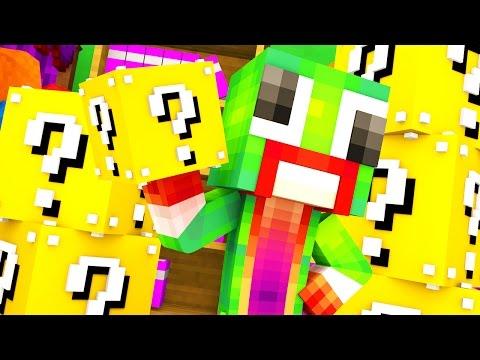 Minecraft Daycare - LUCKY BLOCKS!