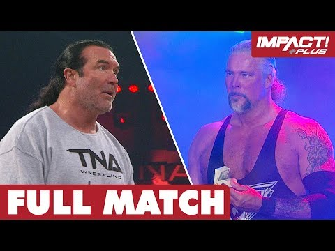 Scott Hall vs Kevin Nash: FULL MATCH (TNA IMPACT! March 15,