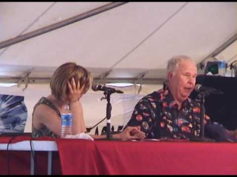 Ned Beatty Q&A at the Superman Celebration 2008 Part 1