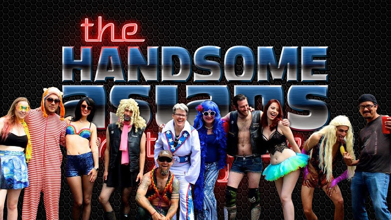Download Handsome Asians Motorcycle Club - Episode 9 - The Misfits of Re-Cycle Sta. Cruz