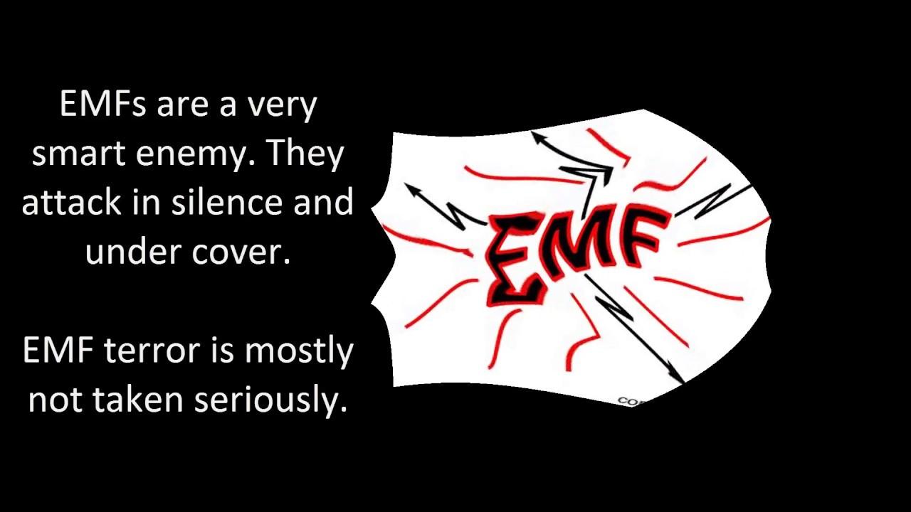 EMFs - Your Health is in Your Hands