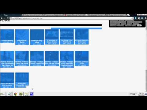 Project Dev Tour: School Website Part 1 - SQL, PHP, CSS, HTML, & JavaScript