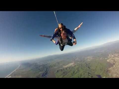 Skydiving in San Diego - Oceanside - March 2017