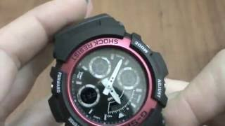 casio aw 591 4a обзор наручных часов от watch times ru