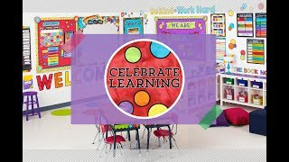 Celebrate Learning Classroom Decor: Inspire with Bold and Bright Accents