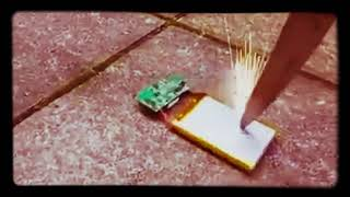 Power bank blast
