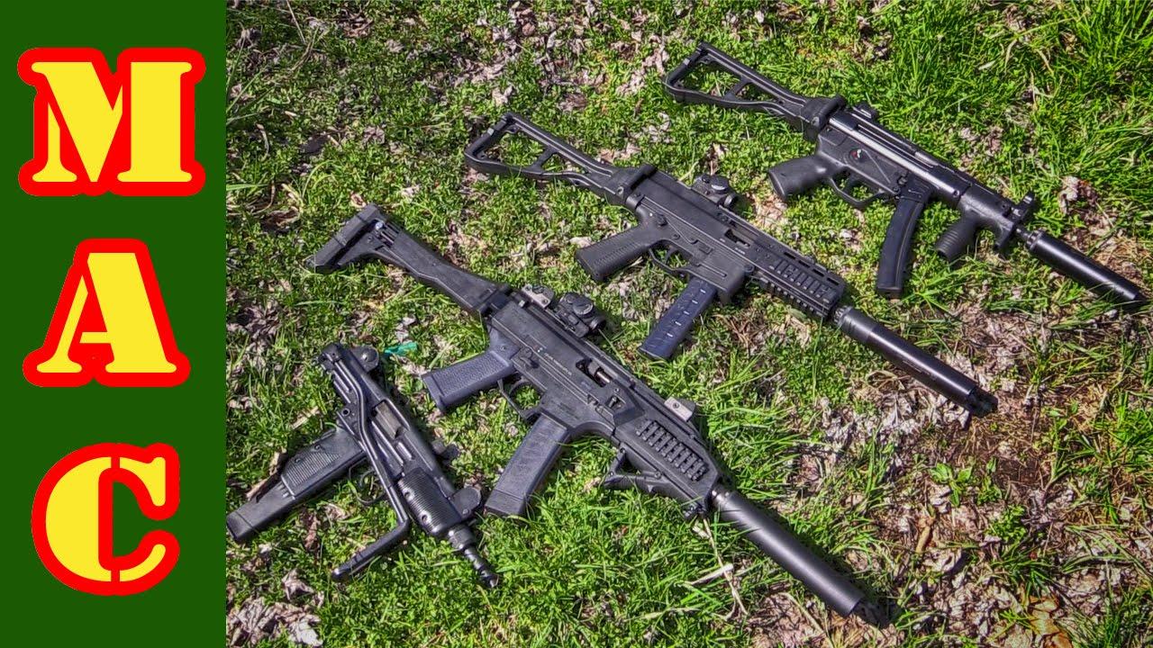 What's my favorite 9mm SBR?