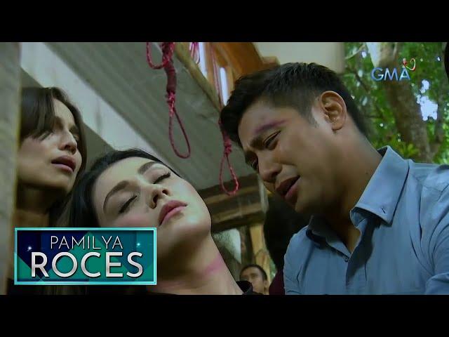 Pamilya Roces: Sakripisyo ni Crystal   Episode 50 (Finale)