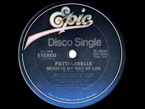 Patti Labelle - Music Is My Way Of Life (1979)
