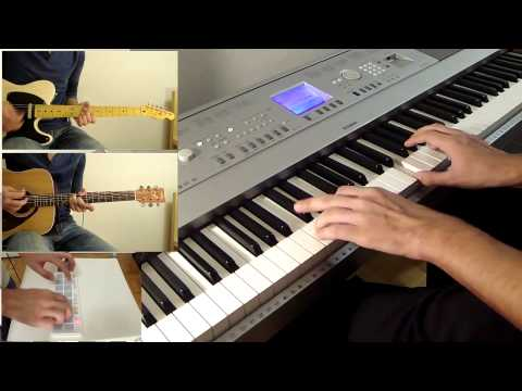 Maroon 5 - Animals Piano/Guitar Cover