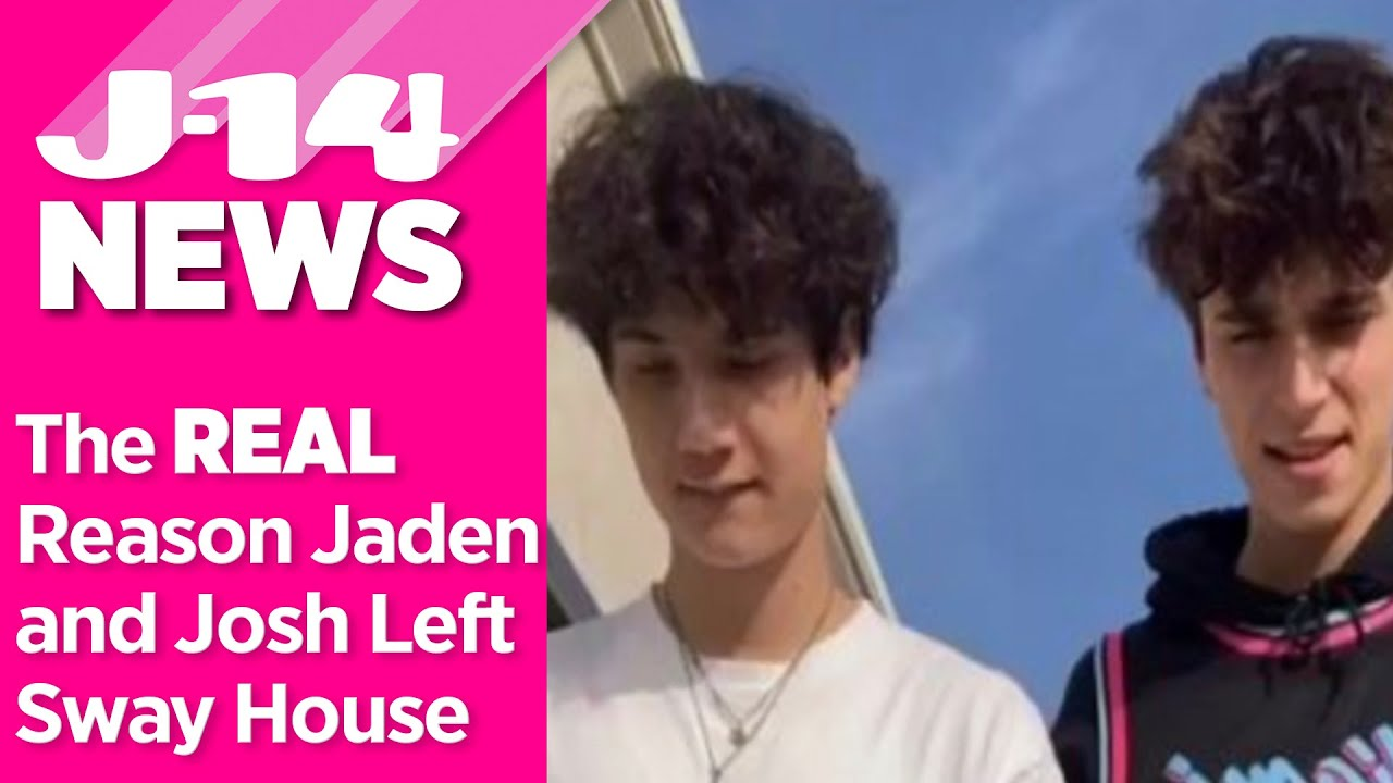 The Real Reason Jaden Hossler And Josh Richards Have Left The Sway House