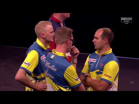 Weber Cup 2017 - Day 3 - Match 6 [Svensson/Williams vs. Tackett/Troup]