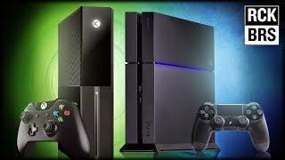 XBOX dogoni PlayStation w 2020