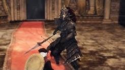 Dark Souls 2: Old Dragonslayer Boss Fight (4k 60fps)