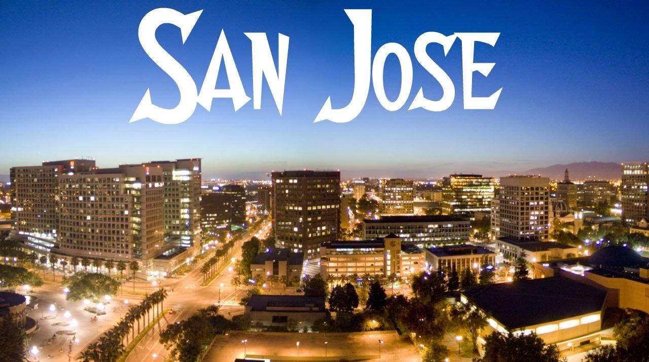 San Jose California USA Capital of Silicon Valley  YouTube