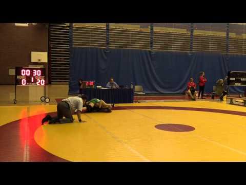 2015 Canada West Championships: 59 kg Aman Bains vs. Lisa Brise